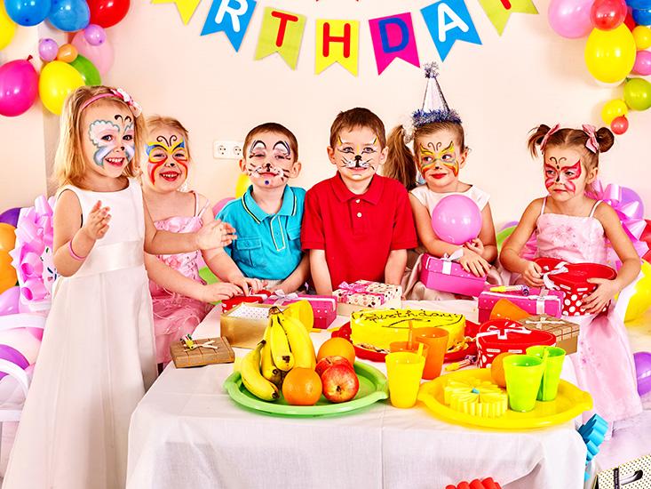 Anniversaire pour enfants à domicile à Caen 14000